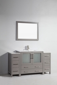 Vanity Art - Bathroom Vanity Set - VA3036-60G - Grey
