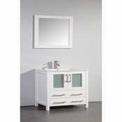 Vanity Art - Bathroom Vanity Set - VA3036W - White
