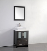 Vanity Art - Bathroom Vanity Set - VA3124E - Espresso