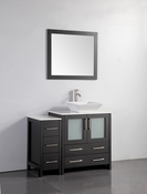 Vanity Art - Bathroom Vanity Set - VA3130-42E - Espresso