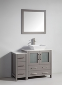 Vanity Art - Bathroom Vanity Set - VA3130-42G - Grey