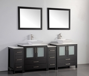Vanity Art - Bathroom Vanity Set - VA3130-84E - Espresso
