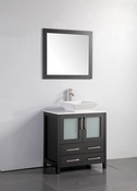 Vanity Art - Bathroom Vanity Set - VA3130E - Espresso