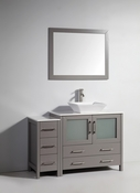 Vanity Art - Bathroom Vanity Set - VA3136-48G - Grey