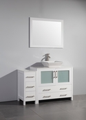 Vanity Art - Bathroom Vanity Set - VA3136-48W - White