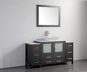 Vanity Art - Bathroom Vanity Set - VA3136-60E - Espresso
