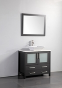 Vanity Art - Bathroom Vanity Set - VA3136E - Espresso