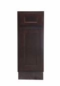 Vanity Art - Ready to Assemble Cabinet - VA4015-1B - Brown