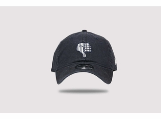 New York Yankees Thumbs Down Aaron Judge Hashtag #All Rise New Era Dad Hat