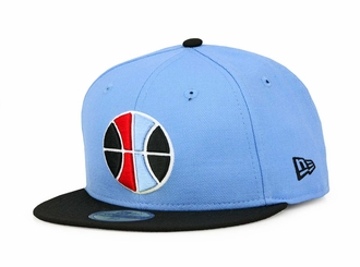 "Utah Jazz Ultra Blue Jet Black Air Jordan IV ""Cactus Jack"" Travis Scott New Era Hat"