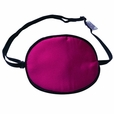 Adult Kids Amblyopia Strabismus Lazy Eye Adjustable Soft Pirate Eye Patch Single Eye Mask (Kids) ,c