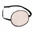 Adult Kids Amblyopia Strabismus Lazy Eye Adjustable Soft Pirate Eye Patch Single Eye Mask (Kids) ,i