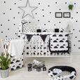 [Cloud]4 Pc Crib Bedding Set Crib Bedding Collection