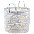 Foldable Dumbo Storage Bin Closet Toy Box Container Organizer Fabric Basket