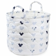 Foldable Mickey Mouse Storage Bin Closet Toy Box Container Organizer Fabric Basket
