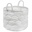 Foldable Strip Storage Bin Closet Toy Box Container Organizer Fabric Basket