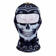Outdoor Fancy Balaclavas Headwear Hood Face Mask for Cycling Skiing Snowboarding, Skull-2