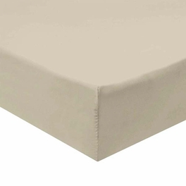 Twin Extra Long Fitted Sheet 340 Thread Count 100% Cotton - Linen