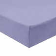 Twin Extra Long Fitted Sheet 340 Thread Count 100% Cotton - Periwinkle