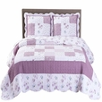 Ventura Oversize Coverlet Set Twin Size 2PC