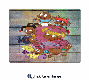 Afrocentric Rugrats Puzzlee