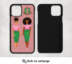 AKA Together iPhone Eleven Case