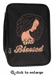 Blessed Bible Cover