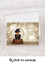 Christmas Blessings Card or Set