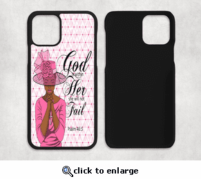 God Is Within Her iPhone 11/12 Case