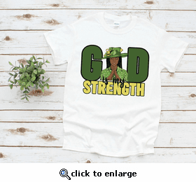 God's Strength T-Shirt