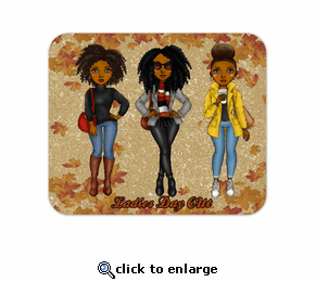 Ladies Day Out Mousepad
