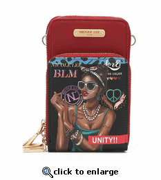 Latoya Crossbody Cell Phone Case