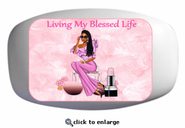 Living My Blessed Life Soap