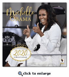 Michelle Obama 2020 Commemorative Calendar