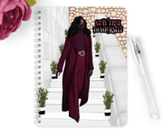 Michelle Obama Style Composition Notebook