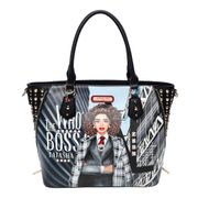 Nicole Lee Who'S The Boss Latasha Tote Bag