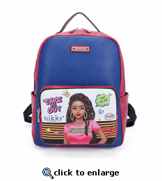 Nikky Take Me Out Backpack