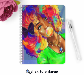 Party Girl Composition Notebook