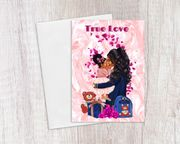 True Love Mother's Day Card
