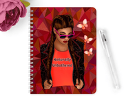 Unbothered Composition Notebook