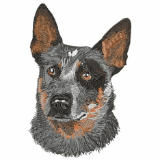 acd006 American Cattle Dog (small or large design)