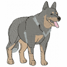acd009 American Cattle Dog (small or large design)