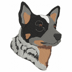 acd010 American Cattle Dog (small or large design)