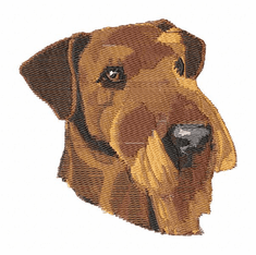 airedale007 Airedale (small or large design)