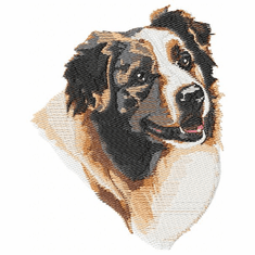 aussie030 Australian Shepherd (small or large design)