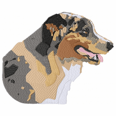 aussie043 Australian Shepherd (small or large design)