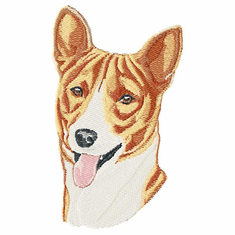 basenji006 Basenji (small or large design)