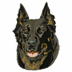 beauceron001 Beauceron (small or large design)