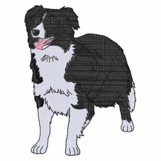 bordercollie111 Border Collie (small or large design)