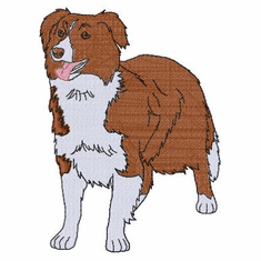 bordercollie121 Border Collie (small or large design)